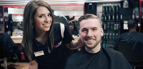 Sport Clips Haircuts of Arroyo Crossing Haircuts